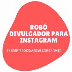 robo divulgador para instagram j